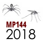 MP144 2018 image with spider and mosquito