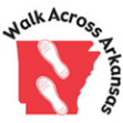 walk across arkansas logo