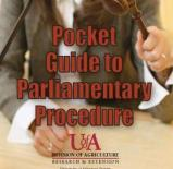 Cover of Pocket Guide to Parliamentary Procedure Pub