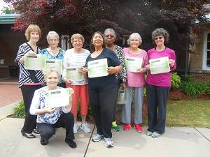 Weight Loss Boot Camp Participants