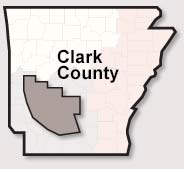Clark County map