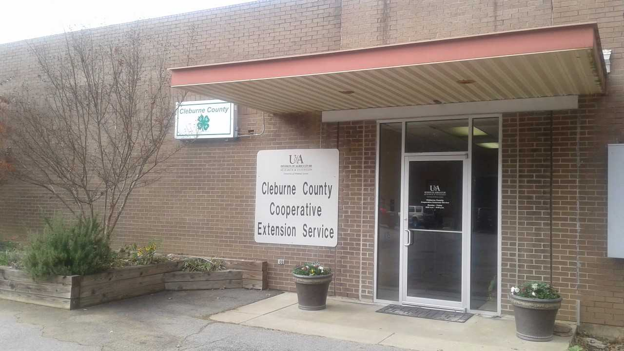 Cleburne County Office