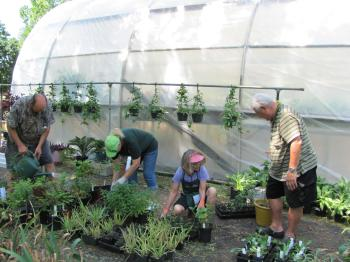 Cleburne County Master Gardeners
