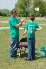Faulkner County volunteers build positive adult-youth relationships | 4-H Youth | Faulkner County Extension - Arkansas
