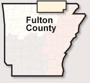 Fulton County map