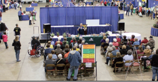 Picture of the Home and Garden Show
