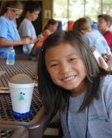 4-H Day Camper at Lake Charles State Park