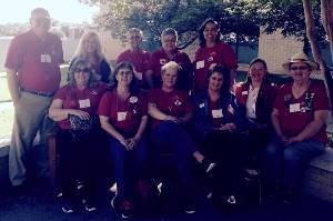 EHC members attend the state EHC Conference in Hot Springs