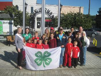 4-H Youth Flag Day