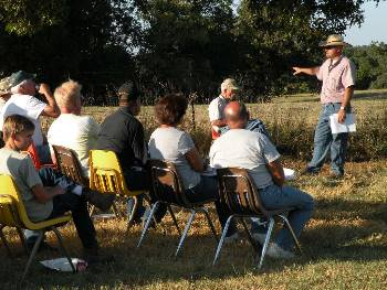 forage meeting attendees