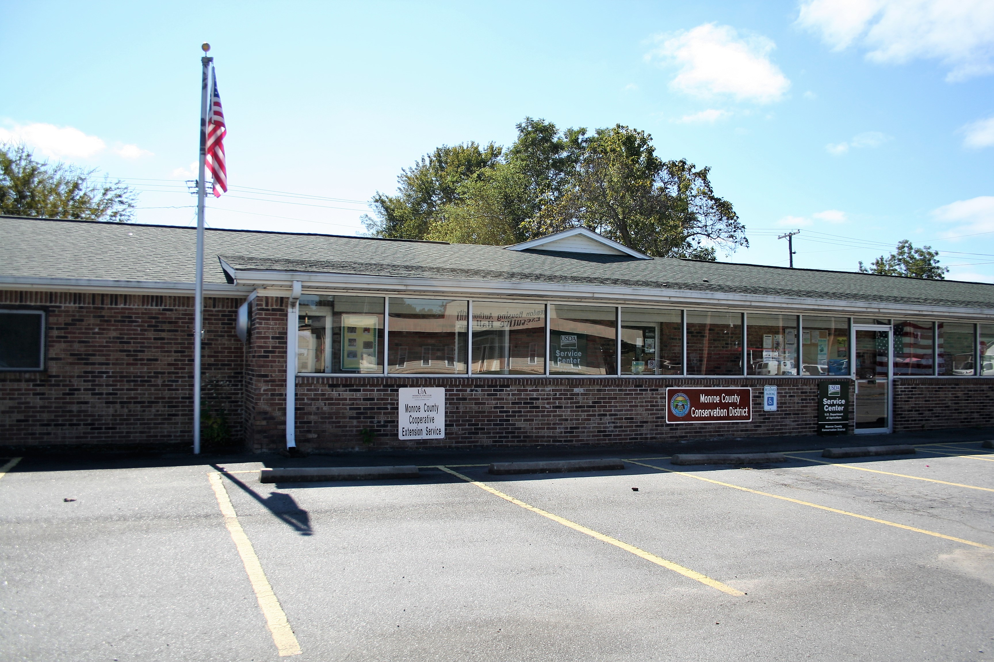 Monroe County Office