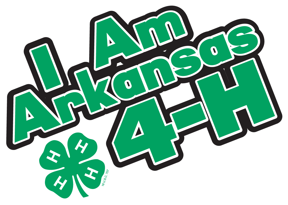 4-H Logo - I Am Arkansas 4-H