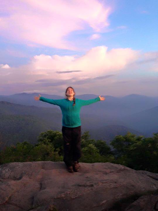 Polk County 4-H'er makes it to the summit on High Adventure 2015