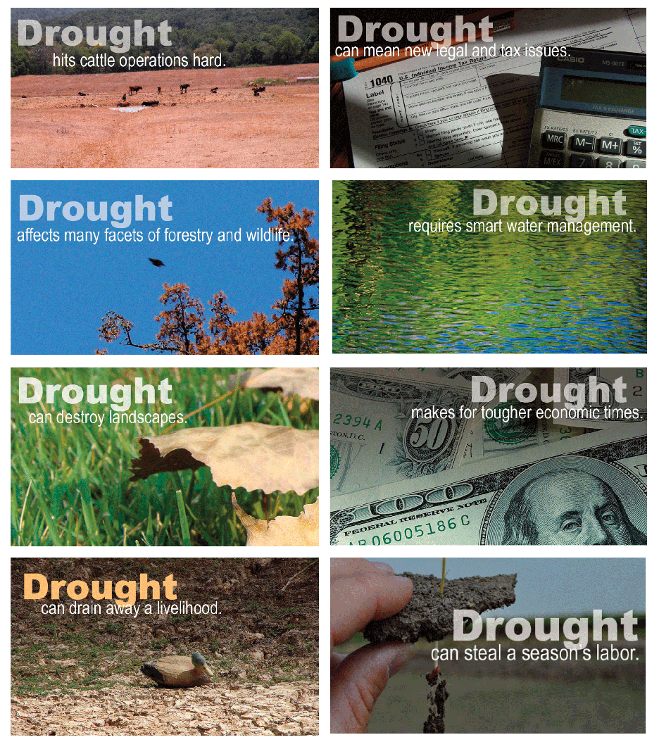 Drought slides compiliation