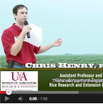 Scheduling Irrigation Using an Atmometer in Arkansas with Chris Henry