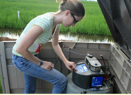 Water quality monitoring | Environment & Nature | Cooperative Extension Service | Arkansas