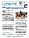 3241-F Basics of On-site Pumping Plant Evaluations | Irrigating Smart: Pumping Plant Efficiency Series | Arkansas Extension