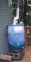 Arkansas Water Sustainability - Rain Barrels