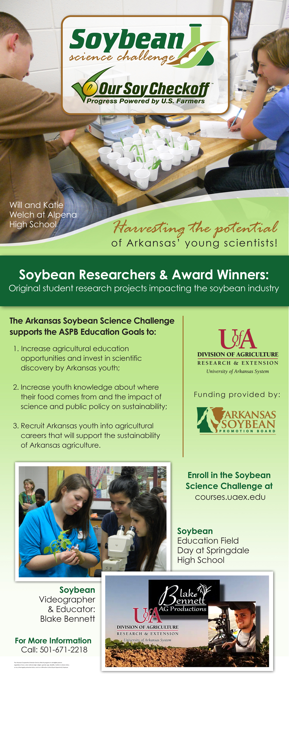 Soybean Science Challenge