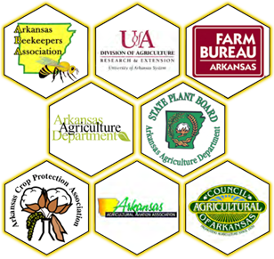 logos of Pollinator Stewardship Cooperators