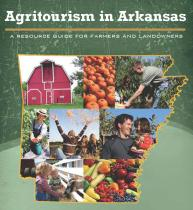 Agritourism in Arkansas Resource Guide Cover