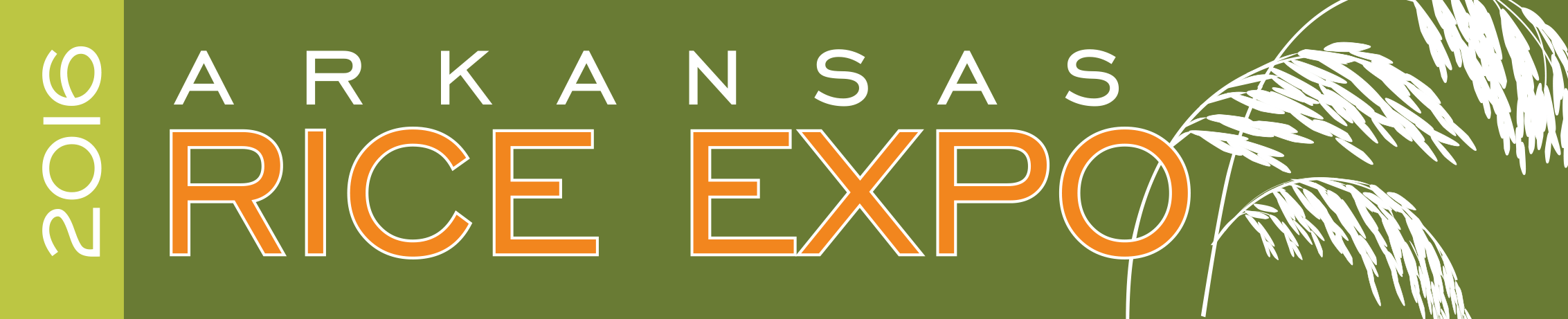 2016 Rice Expo Logo