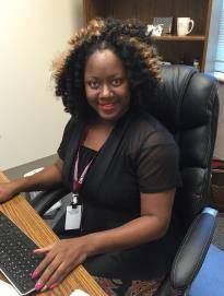 Photo of Armenta Lockhart, Instructional Design Specialist in the Program and Staff Development Department