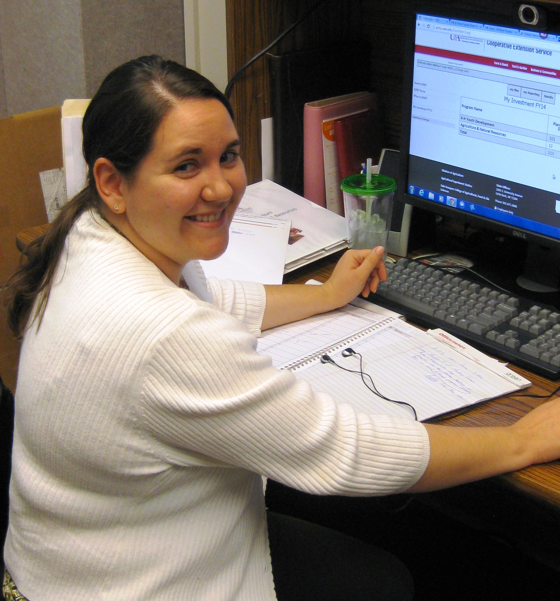 Diane Mashburn, Program and Staff Development