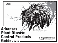 MP154 - Arkansas Plant Disease Control Products Guide | Small Fruit Diseases - Home Garden | Arkansas Extension
